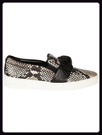 Michael Kors Willa Damen Sneaker Schwarz: : Schuhe