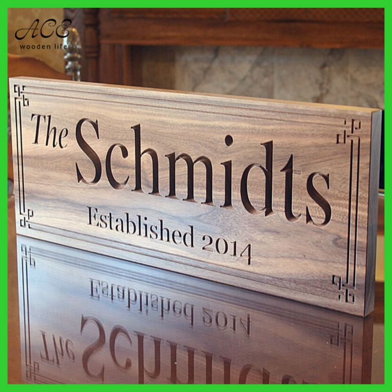 Custom Wood Signs Wooden Sign Engraved Wood Sign View Custom Wood Adorable Custom Wood Signs For Home Decor