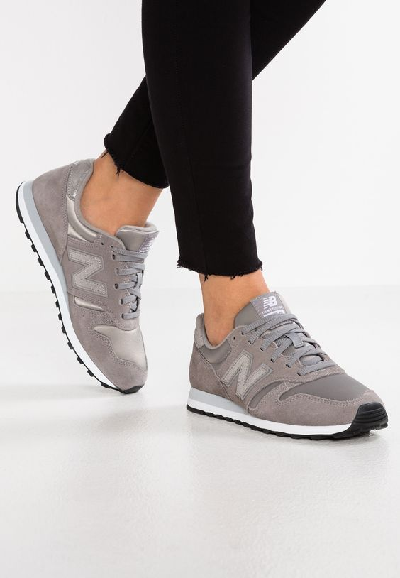 Chaussures New Balance WL373 Baskets basses marblehead gris: 6796 ...