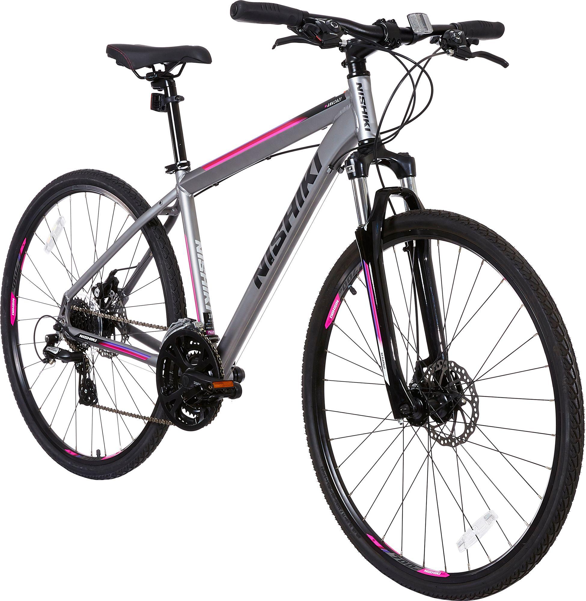 Nishiki Women S Anasazi Hybrid Bike Hybrid Bike Bike Bicycle
