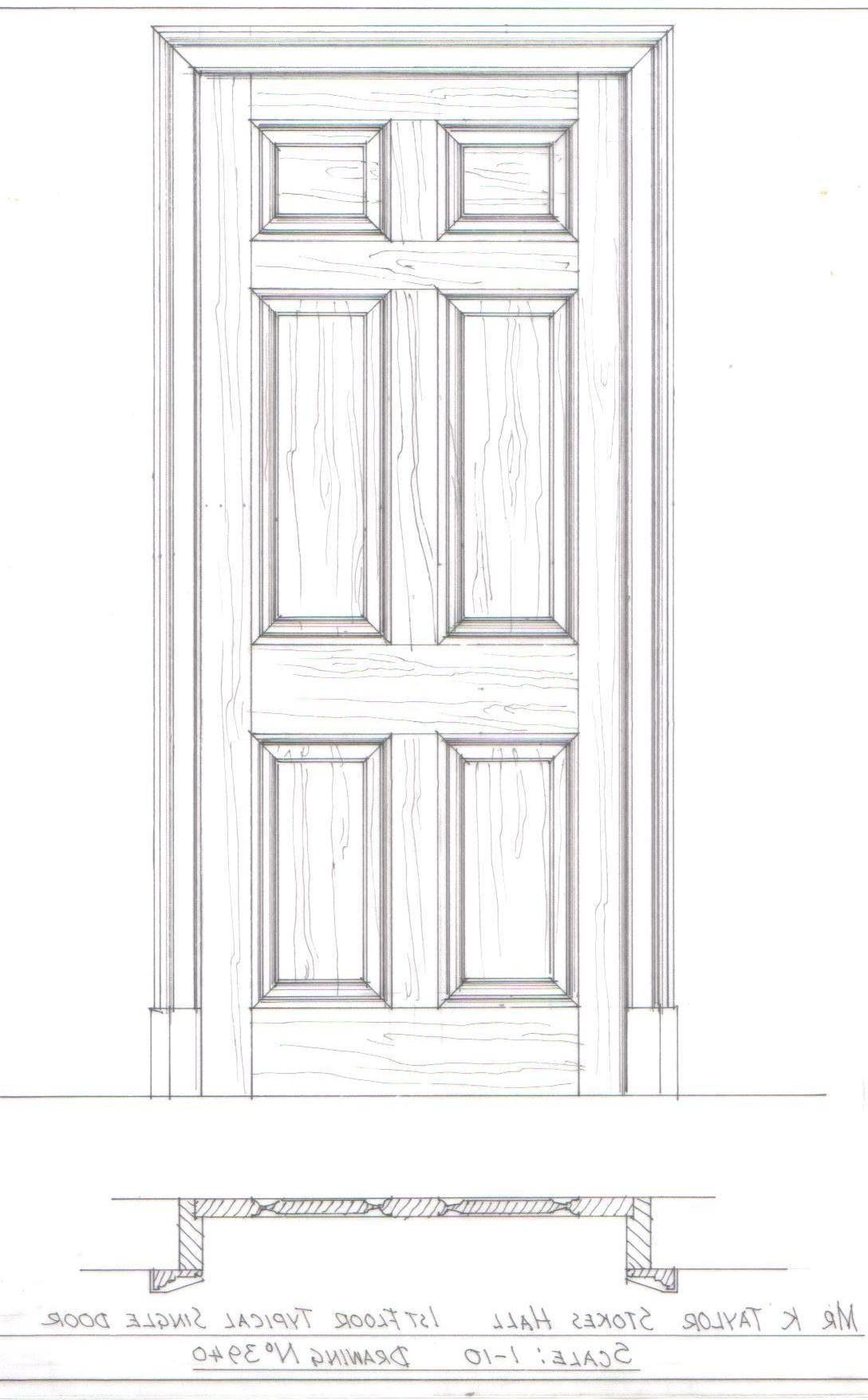 Drawings of georgian doors google search anna for Georgian interior designs