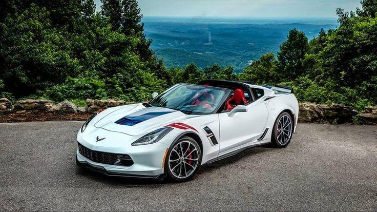 Pin de Vida de Luxúria em carros luxuosos Corvette