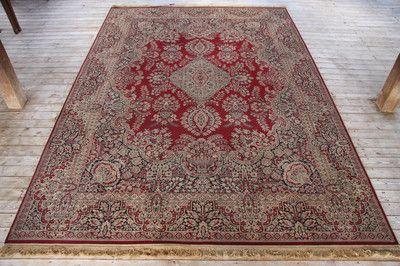 9x12 Antique Floral Sarouk Persian Oriental Wool Whittall Wilton Rug Ebay Rugs Wilton Antiques