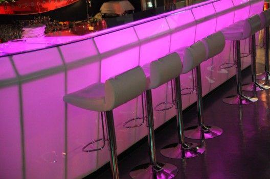 light-up bar