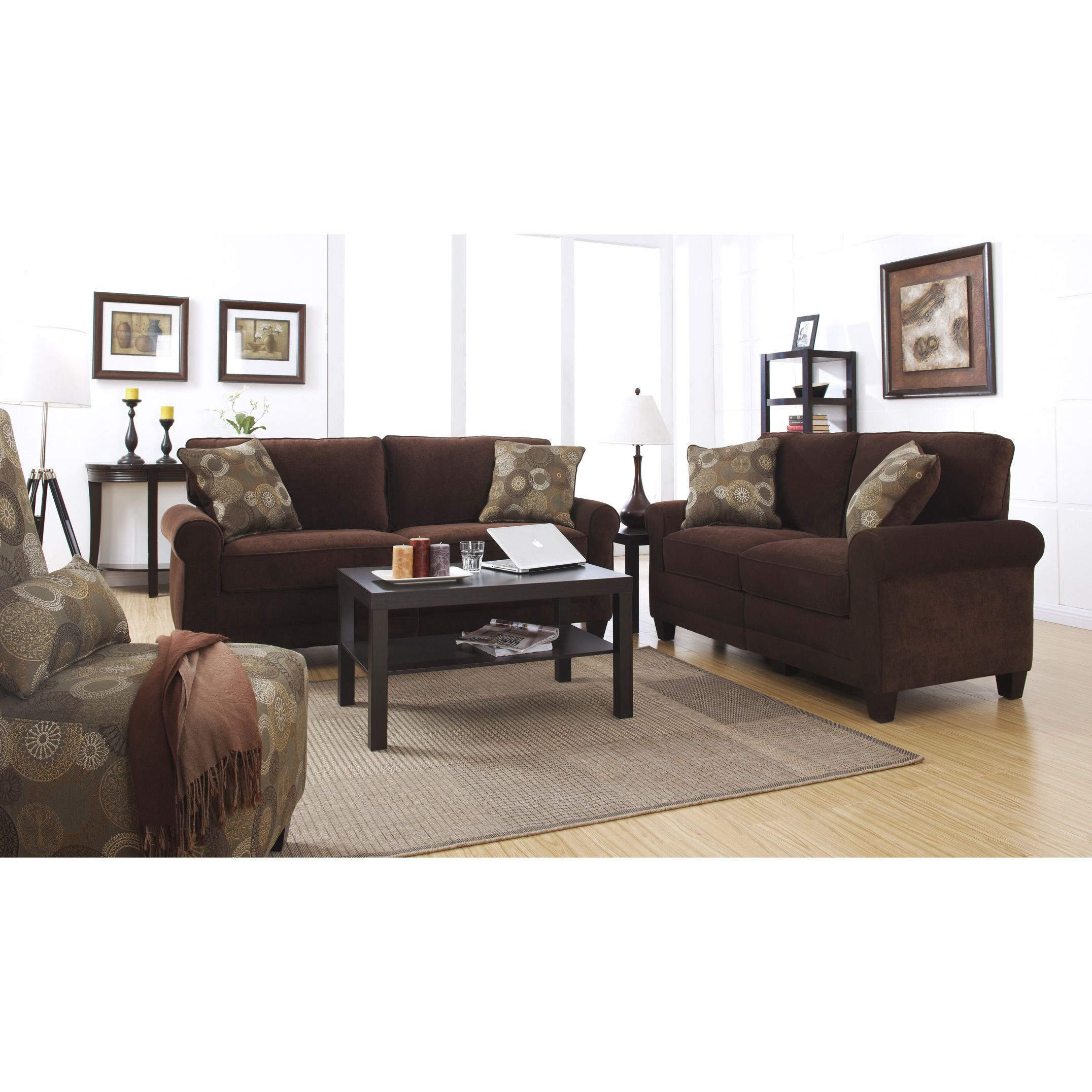 Overstock Com Online Shopping Bedding Furniture Electronics Jewelry Clothing More Living Room Collections Living Room Sets Fabric Sofa #serta #living #room #sets