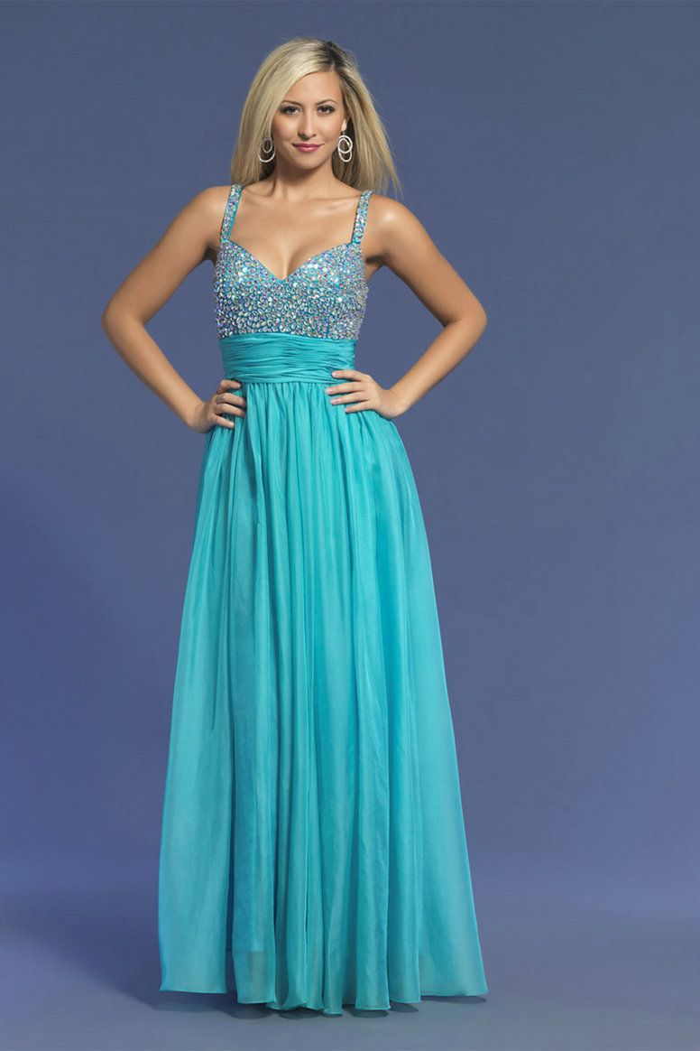 Blue Dresses | Best Dress Choice | dress | Pinterest | Prom and ...