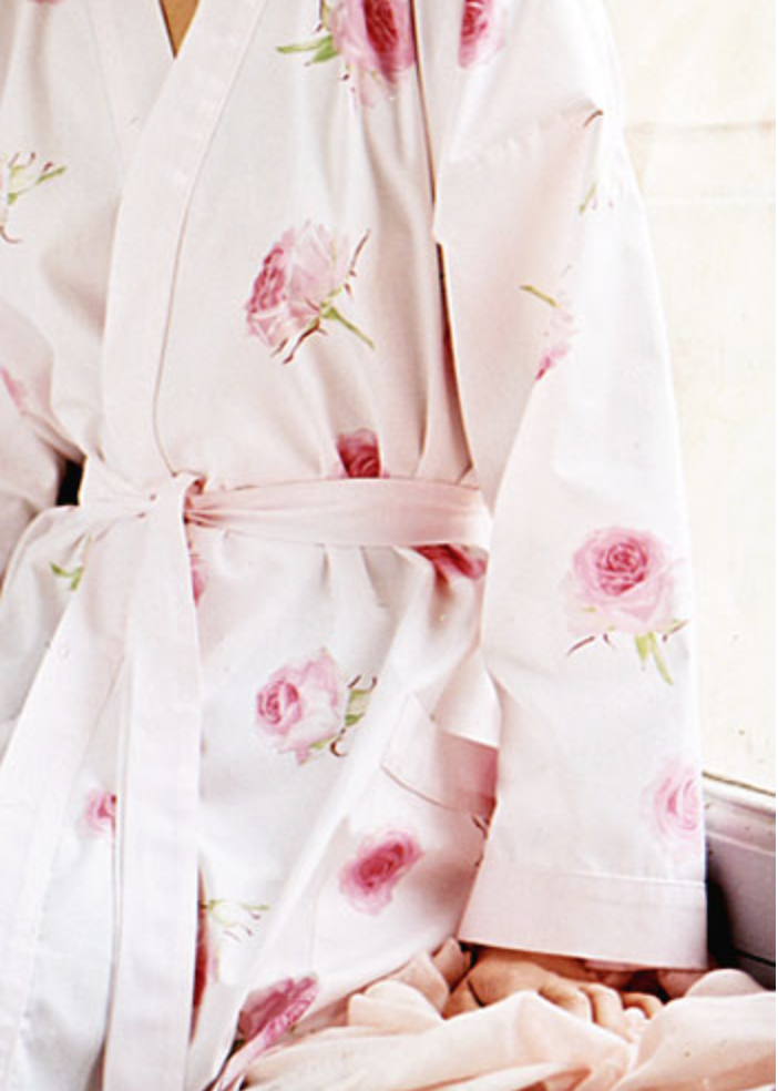 Yves Delorme Rosemary Pink My Favorite Bed Linens And