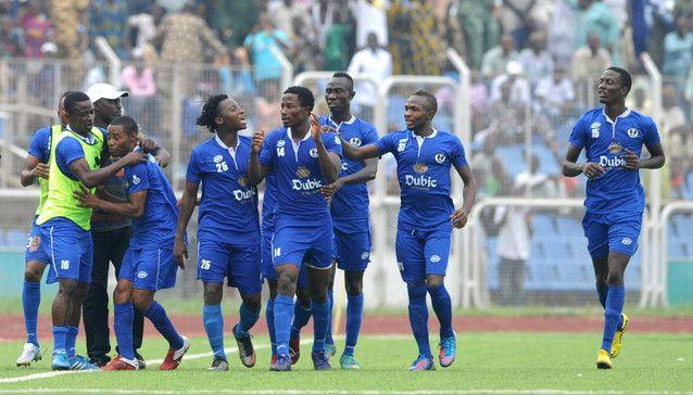 Enyimba beat Sundowns in Port Harcourt