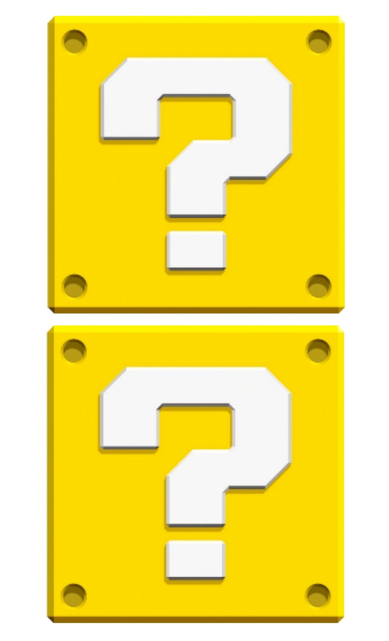 """7"""" question mark box template. Prints on legal size paper ... - photo#36"""