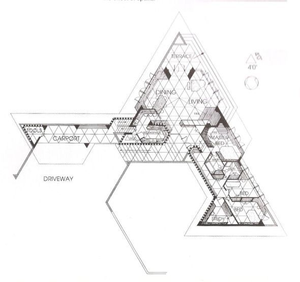 Antecedentes de estudios fractales en arquitectura for Plan estudios arquitectura