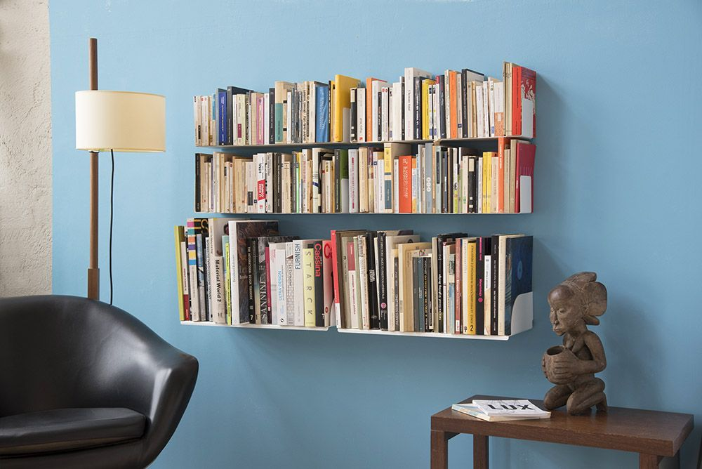 Wall Bookshelves Us 17 71 Inch Long Set Of 6 Wall Bookshelves Wall Shelving Systems Wall Shelves