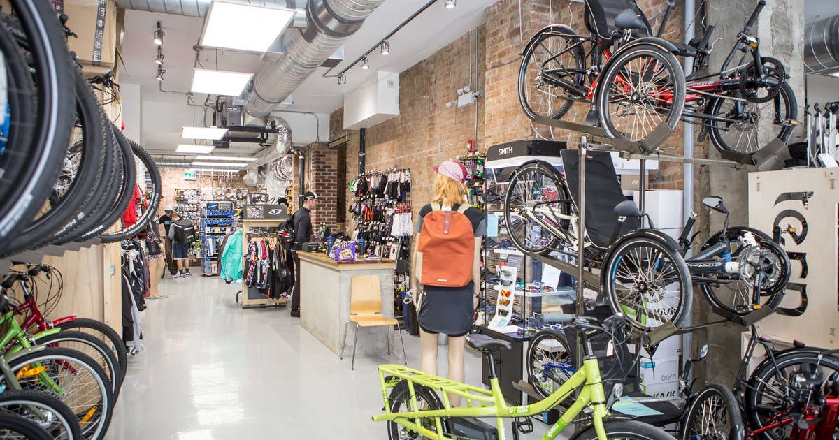 The Best Bike Stores In Toronto With Images Bike Store Cool