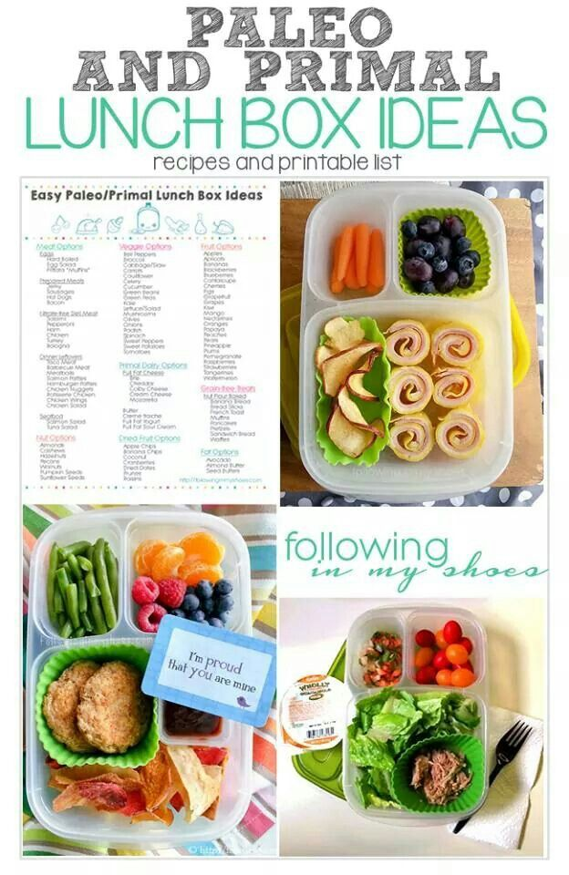 Paleo and primal lunch ideas and printable list healthy lunches paleo and primal lunch ideas with printable bento box ideas forumfinder Image collections