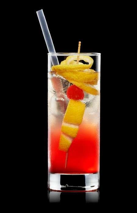 SCHWEPPES - Cocktails - Shirley Temple | Getränke | Pinterest | Getränke