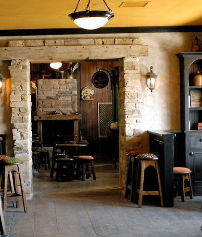 Decoration Cuisine Pub Irlandais