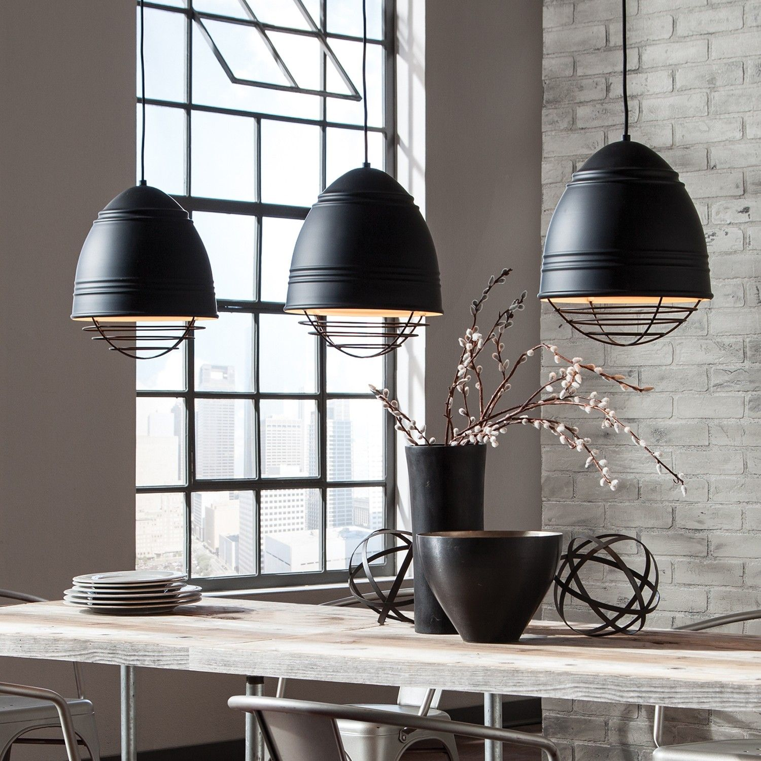 Five favorites modern industrial pendants chandeliers loft