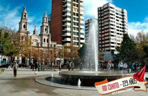 Plaza Roca!!! | Río Cuarto, mi ciudad | Pinterest