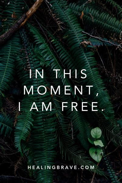 In This Moment: 5 Relaxing #Affirmations for #Meditation – a blog post from Healing Brave for #innerpeace that I think you'll love