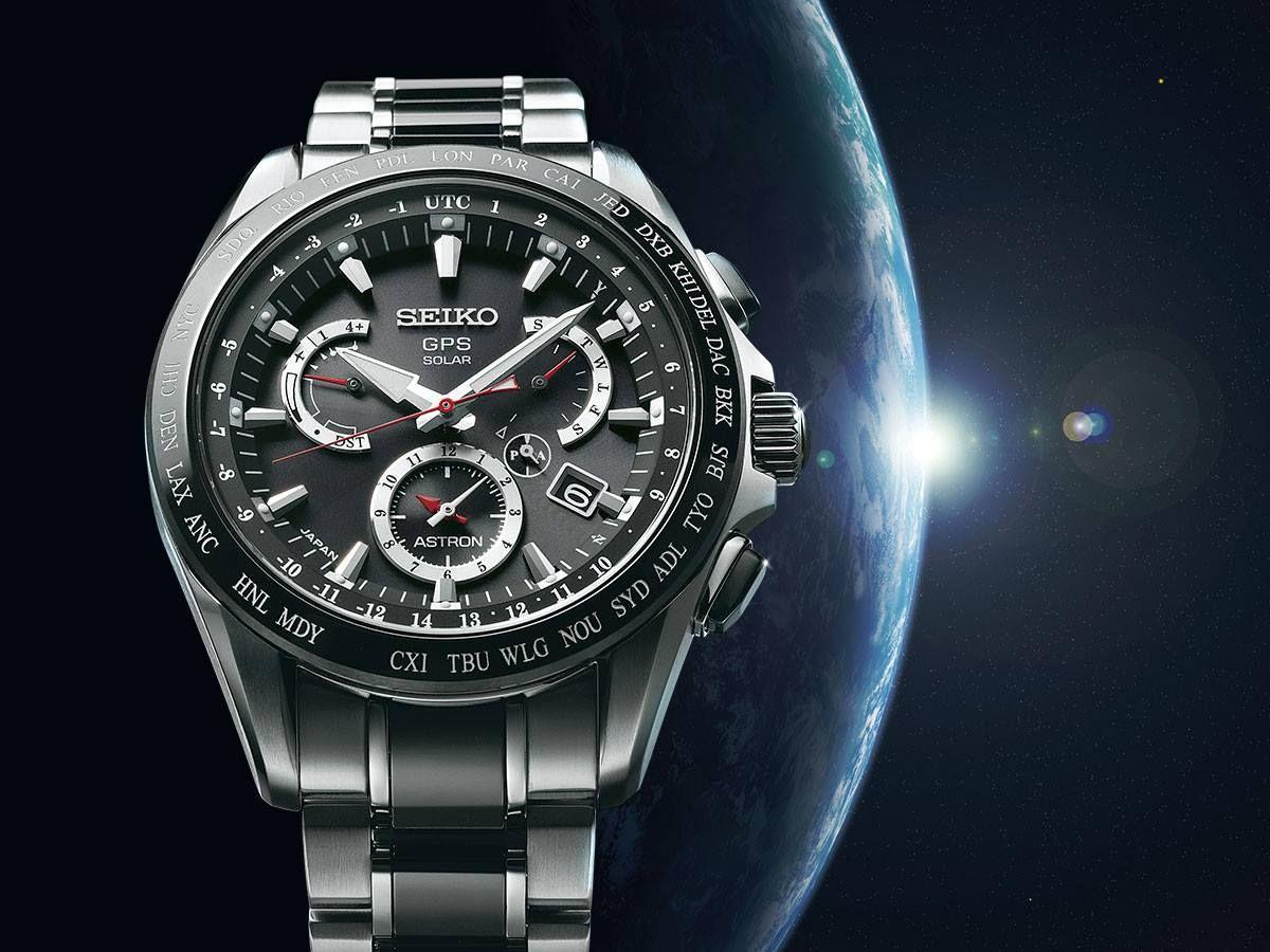 De nieuwe Seiko GPS Astron! Seiko solar horloge die vanaf september beschikbaar is op www.ajuweliers.nl