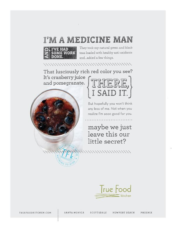 True food kitchen ads by tunnelbravo via behance layouts print advertisment created by tunnelbravo united states for true food kitchen within the category food forumfinder Images