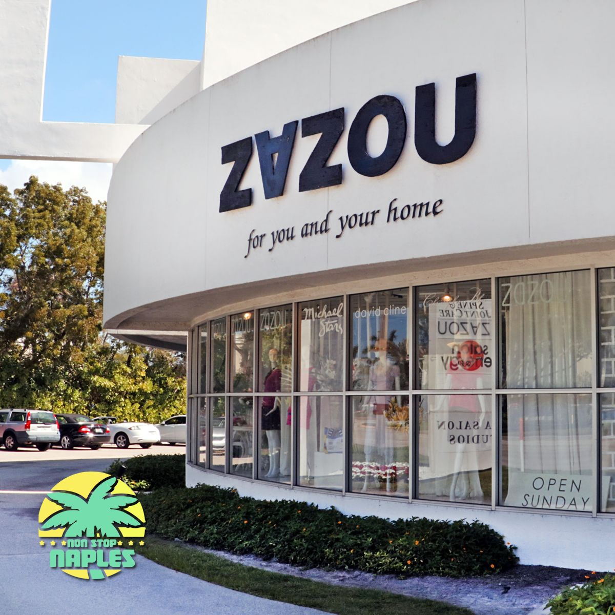 Dress For Success With Zazou The Ultimate Fashion Boutique In Naples Florida Zazou Is A French Slang Word From Th Dress For Success French Slang Slang Words