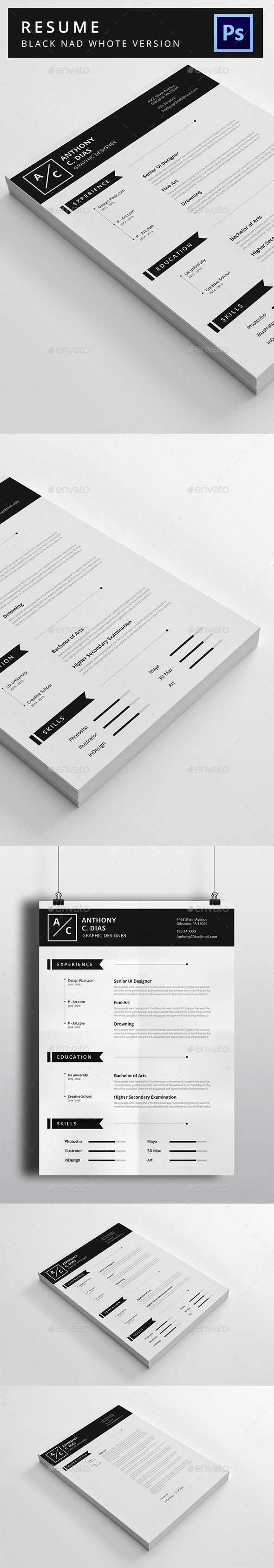 Clean Resume Download%0A Resume  u     PSD Template  resume clean  resume template  u     Download     https