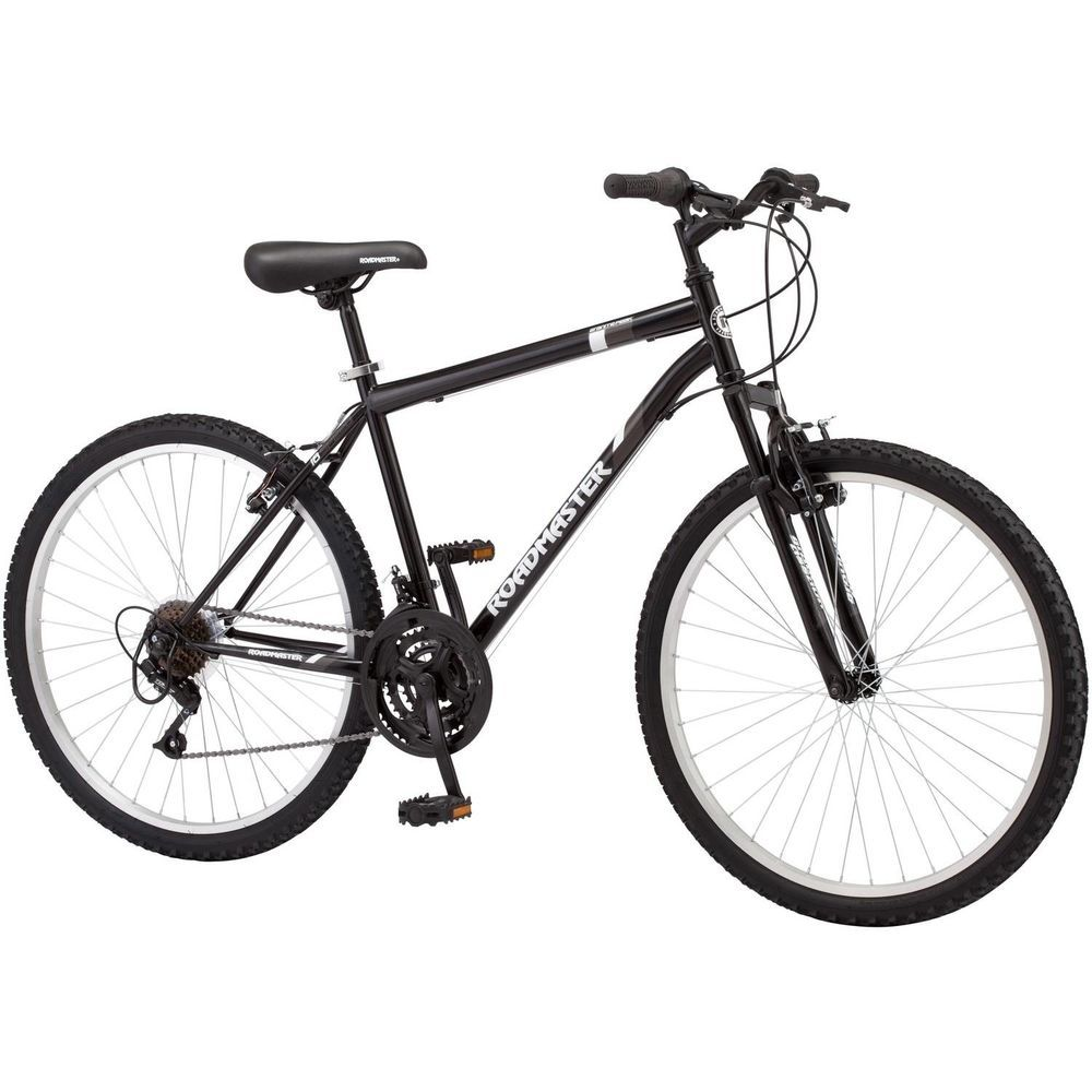 "Green//Black Mountain Bike Granite Peak 24/"" RoadMaster Boy/'s Mountain Bike"