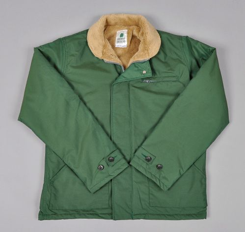 Anything modeled after a classic US Navy deck jacket has to be good.