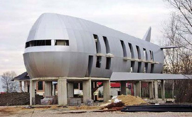 21 Ususual And Strange House Designs Crazy Houses Unusual Homes