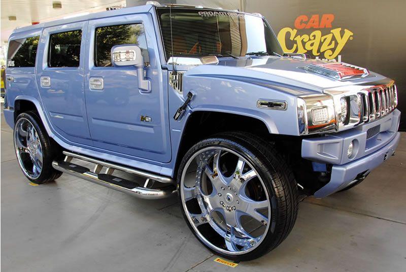 the baby blue :) | Cars i like :) | Pinterest | Hummer, Hummer ...