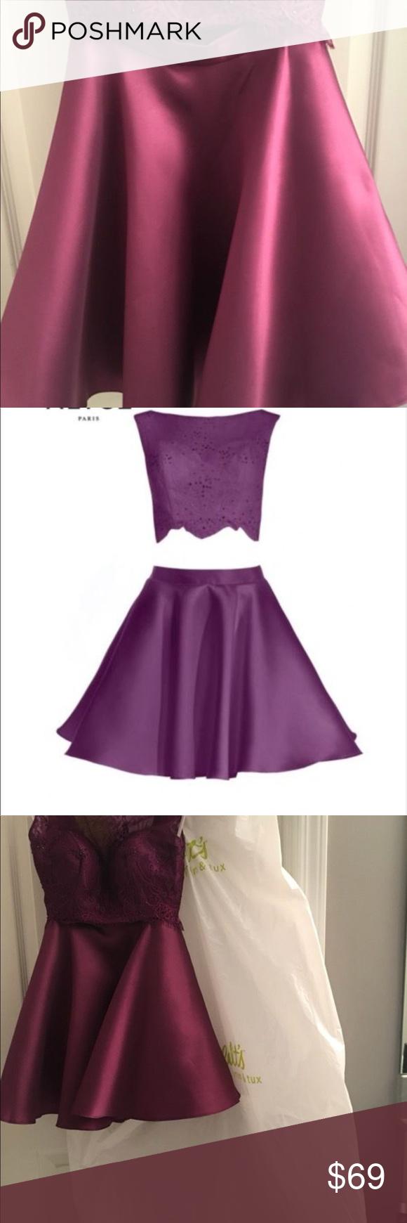Alyce paris beautiful homecoming dress size my posh picks
