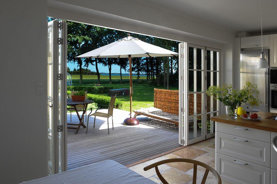 Timber Bi Fold Doors Bi Fold Doors Livingwood Windows Ltd
