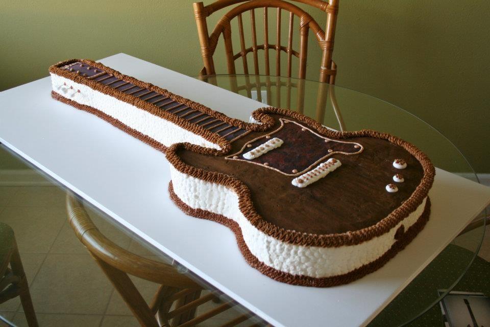 The Groom's Guitar