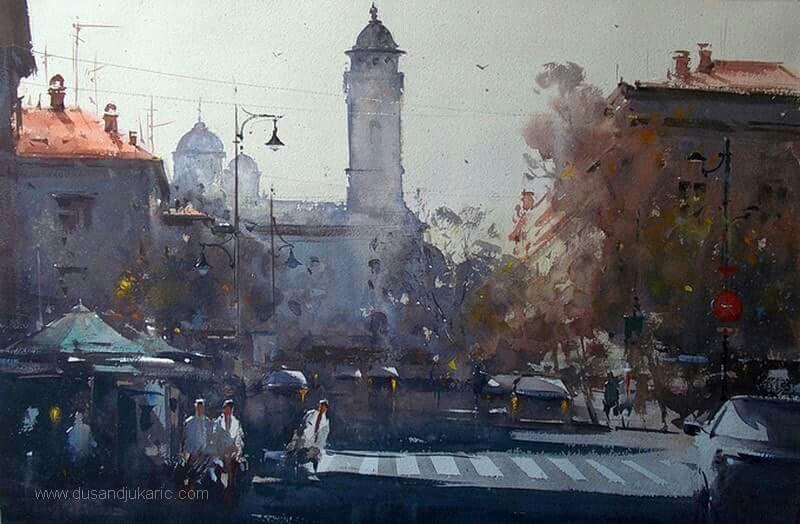 Dusan Djukaric,Nov 16