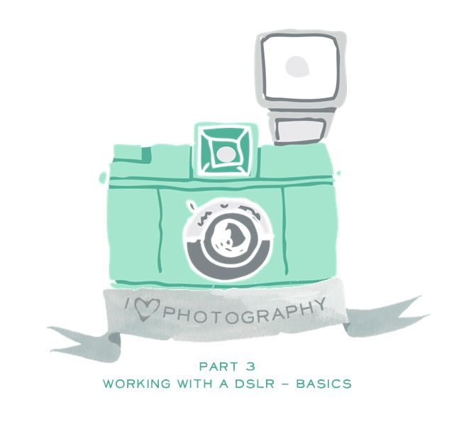 i heart photography III {dslr basics}