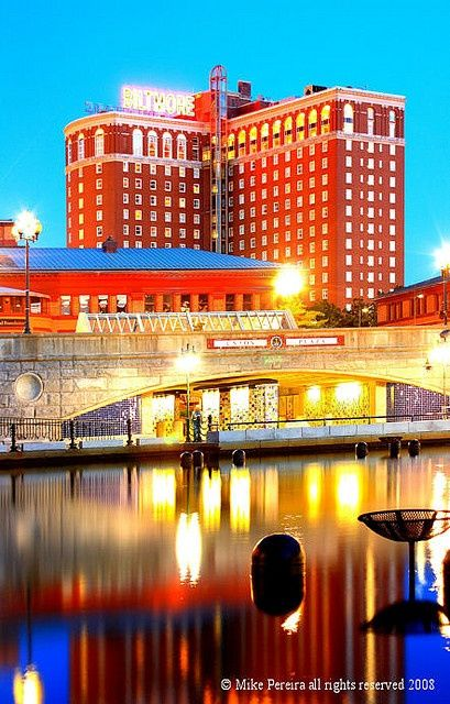 The Providence Biltmore Hotel In Rhode Island Is Both Historic And Cur Was Added To National Register Of