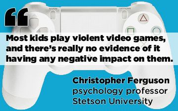 Do Violent Video Games Actually Cause Violence?