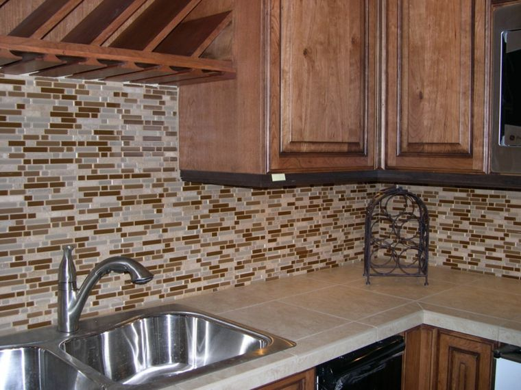 kitchen backsplash ideas Kitchen Backsplash Tile Pictures Lisau0027s - azulejos de cocina