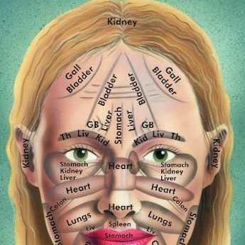 Head/Face pressure points | Health and beauty, Beauty ...