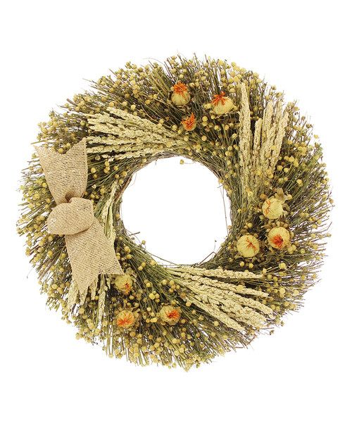 Look at this Paradise Wreath on #zulily today!