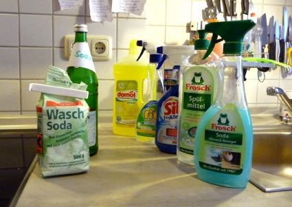 Putzen 21 Teil 1 Soda Putz Hacks Reinigungsmittel Haushalts Tipps