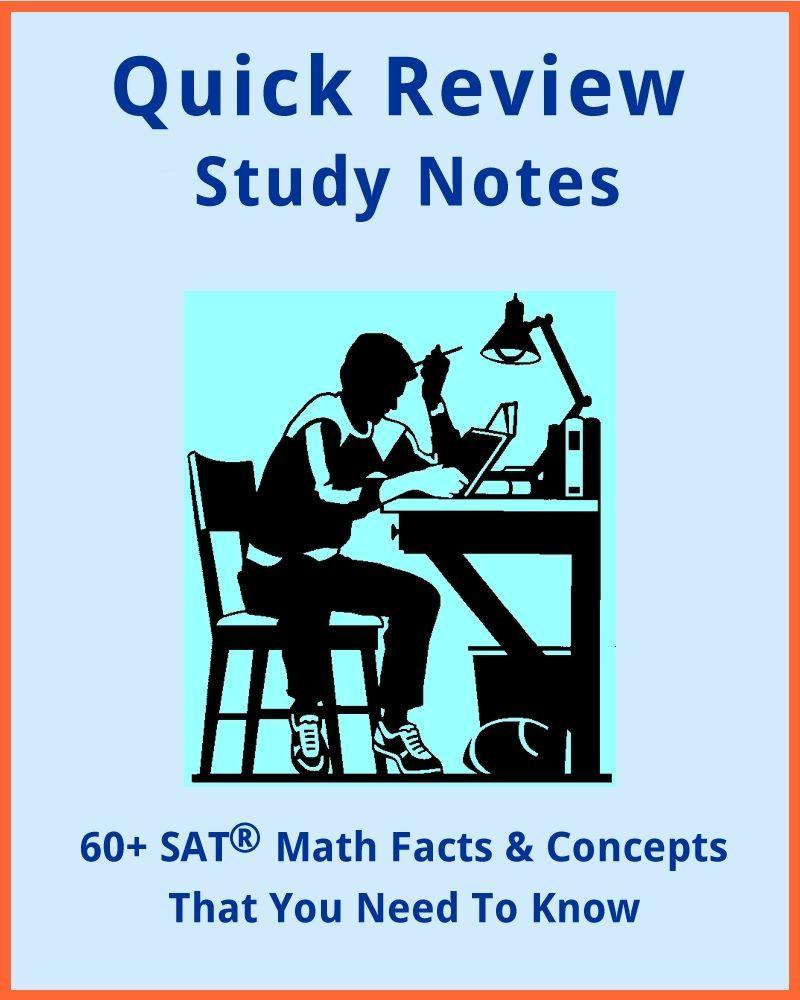 sat math from collegeboard test