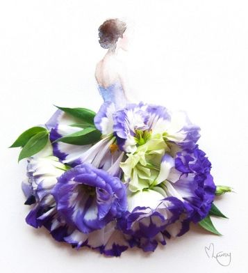 #LimZhiWei #creation #fleur #mode #tendance #DIY #DoItYourself #myfashionlove