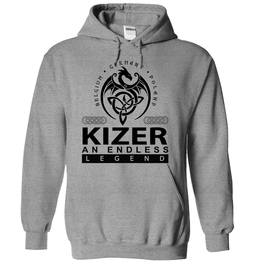 [New last name t shirt] KIZER Discount Today Hoodies, Funny Tee Shirts