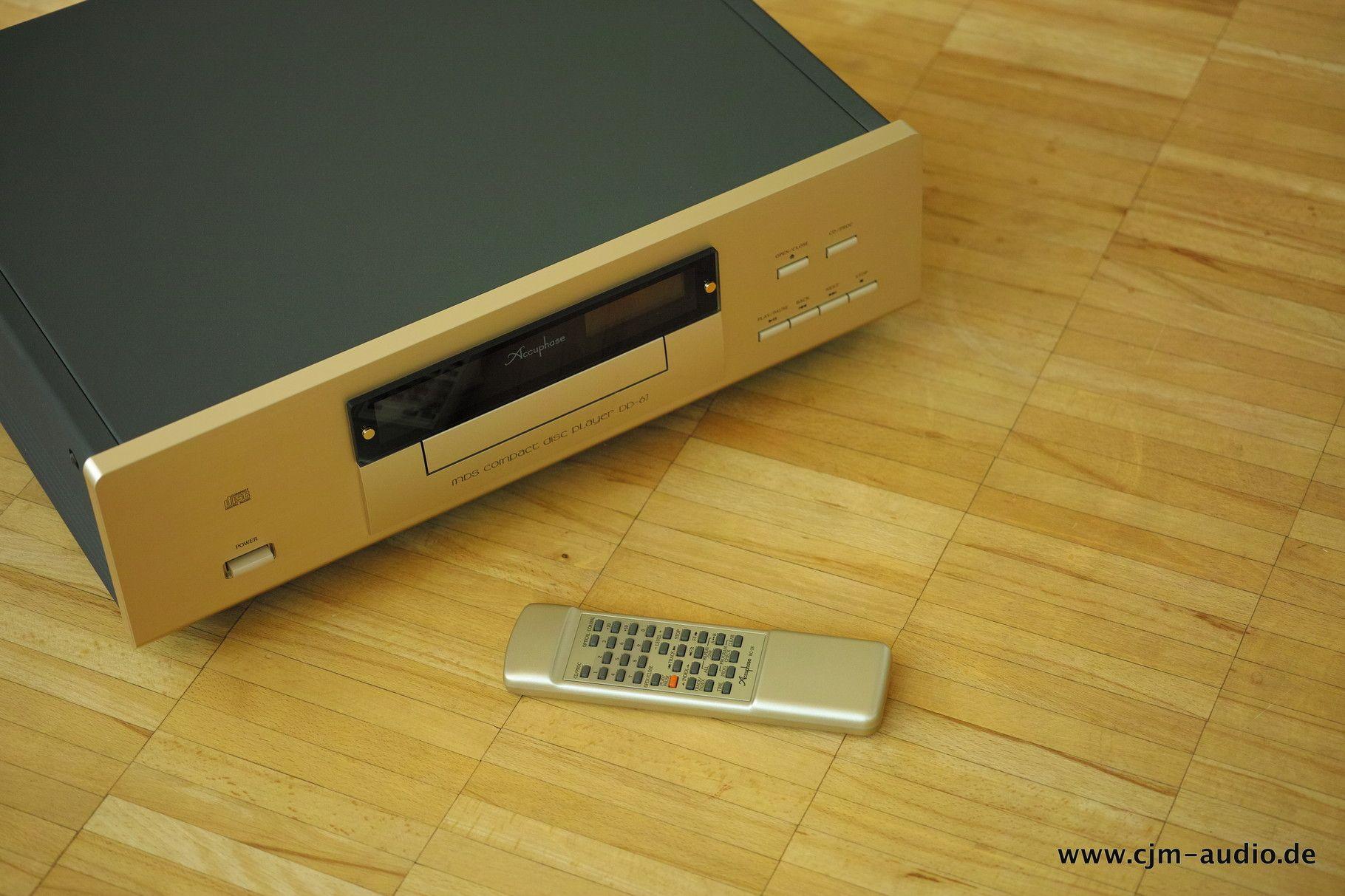 Accuphase - cjm-audio High End Audiomarkt für Gebrauchtgeräte