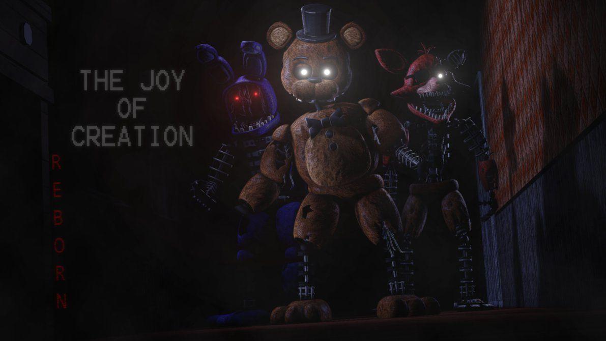 the joy of creation