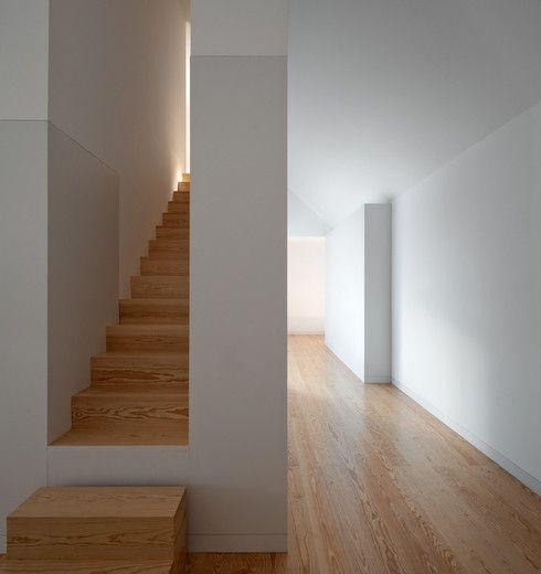Gallery of House In Leiria Aires Mateus 3 Schody