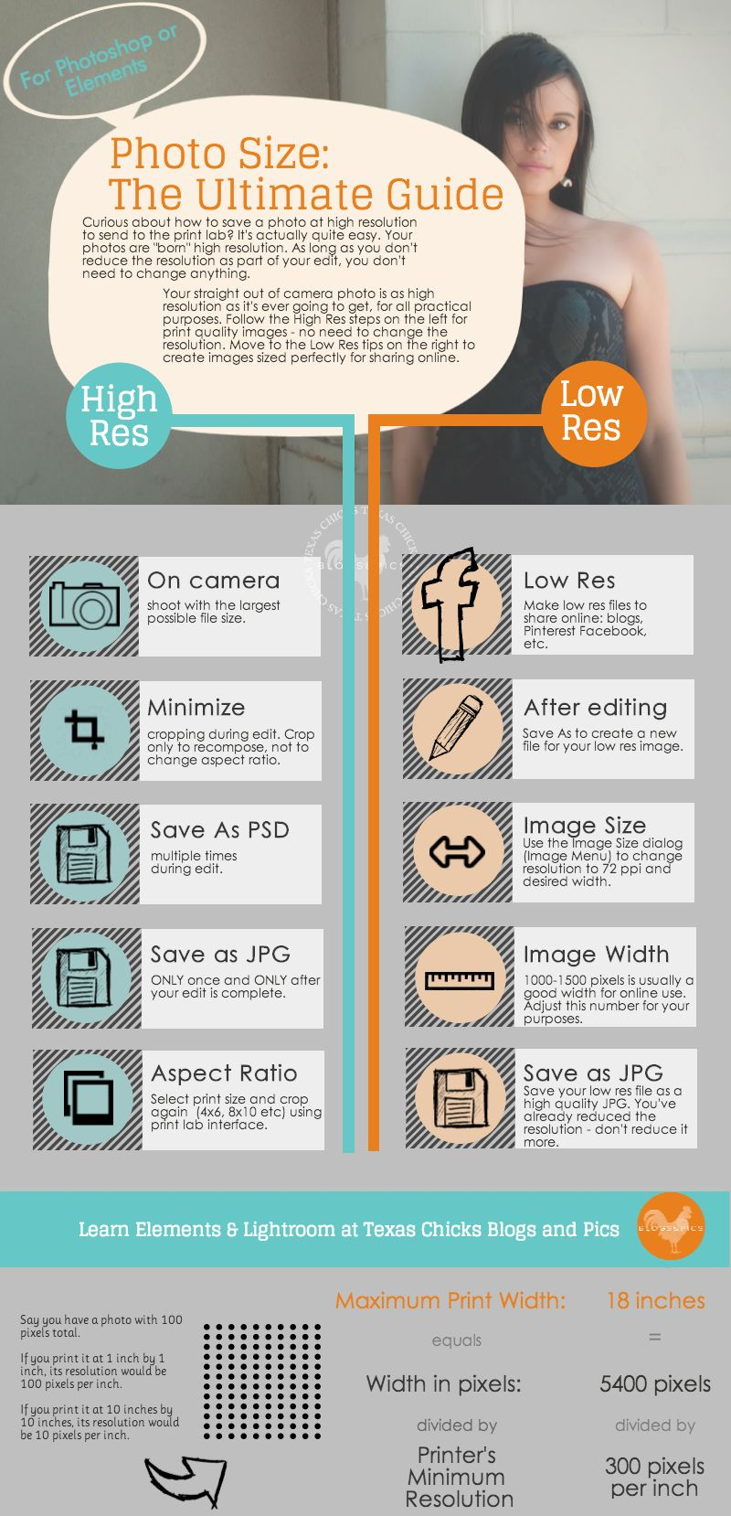 01. Cropping, Resizing, Aspect Ratio & Resolution The