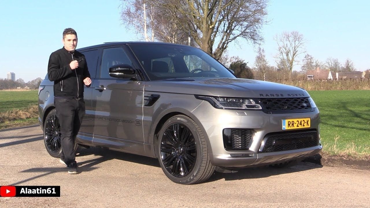 Best 2019 Range Rover Sport Concept Range rover sport