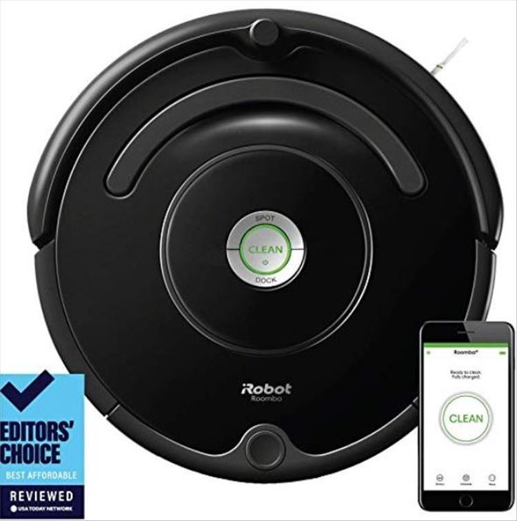 Top Ten Cyber Monday Deals On Amazon Irobot Roomba Irobot Roomba Vacuum